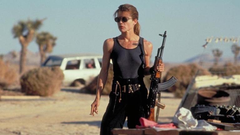 #16) Terminator 2: Judgment Day - (1991 - dir. James Cameron)