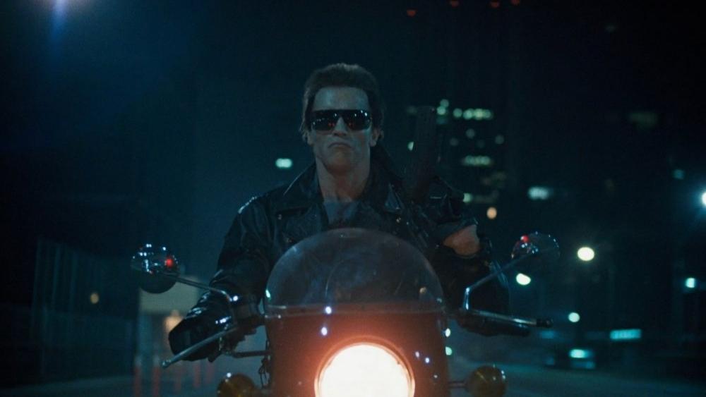 #19) The Terminator (-2) - (1984 - dir. James Cameron)