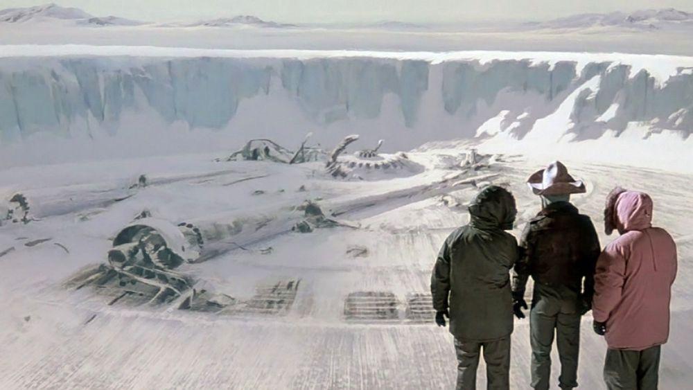 #18) The Thing - (1982 - dir. John Carpenter)