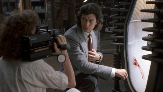 #29) The Fly (-2) - (1986- David Cronenberg)