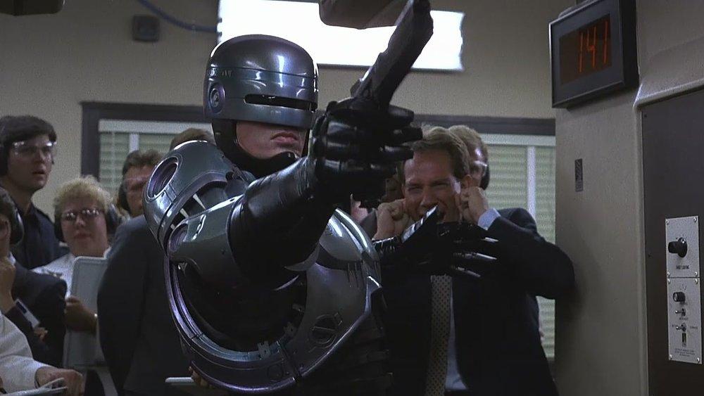 #28) RoboCop - (1987- dir. Paul Verhoeven)