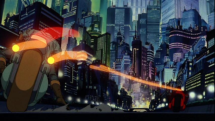 #36) Akira - (1988 - dir. Katsuhiro Otomo)