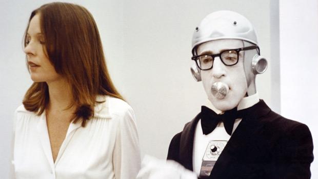 #45) Sleeper (-6) - (1973 - dir. Woody Allen)