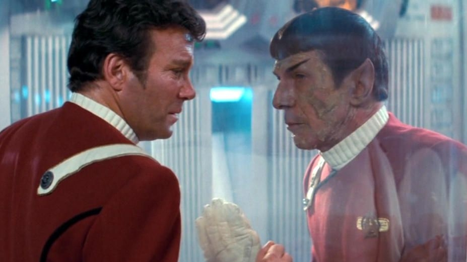 #44) Star Trek II: The Wrath of Khan - (1982 - dir. Nicholas Meyer)