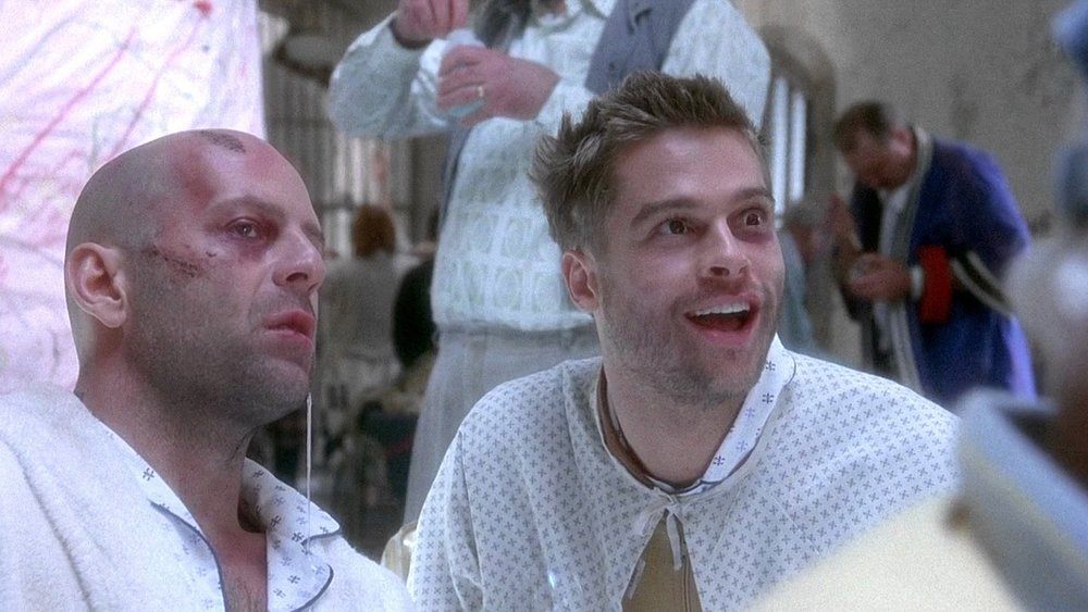 #46) 12 Monkeys - (1995 - dir. Terry Gilliam)