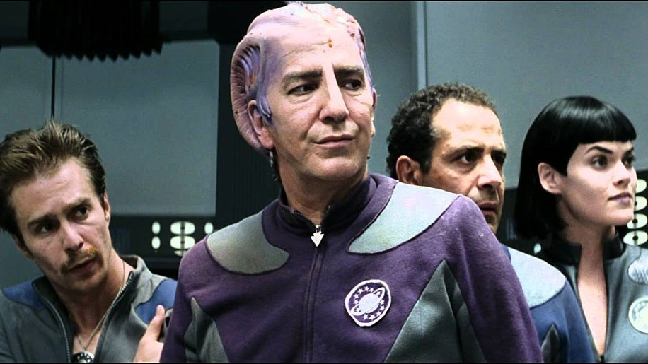 #48) Galaxy Quest - (1999 - dir. Dean Parisot)