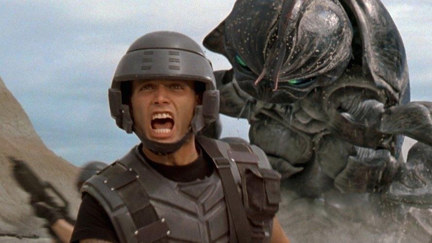 #49) Starship Troopers - (1997 - dir. Paul Verhoeven)