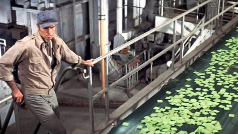 #51) Soylent Green - (1973 - dir. Richard Fleischer)