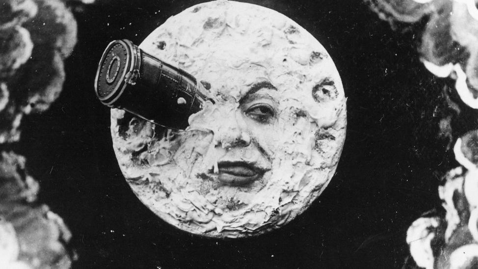 #61) Le voyage dans la lune(-8) - (1902 - dir. Georges Méliès)