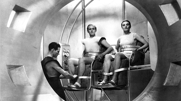 #54) Things to Come - (1936 - dir. William Cameron Menzies)