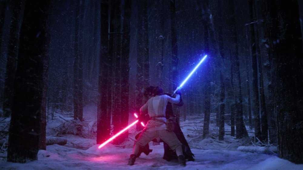 #61) The Force Awakens - (2015 - dir. J. J. Abrams)