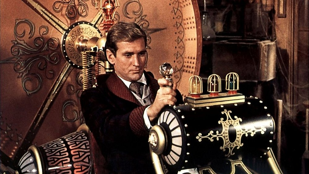 #63) The Time Machine - (1960 - dir. George Pal)