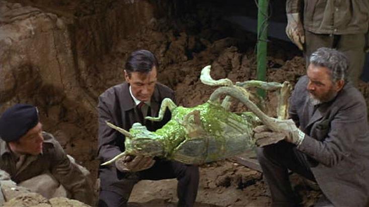 #66) Quartermass and the Pit - (1967- dir. Roy Ward Baker)