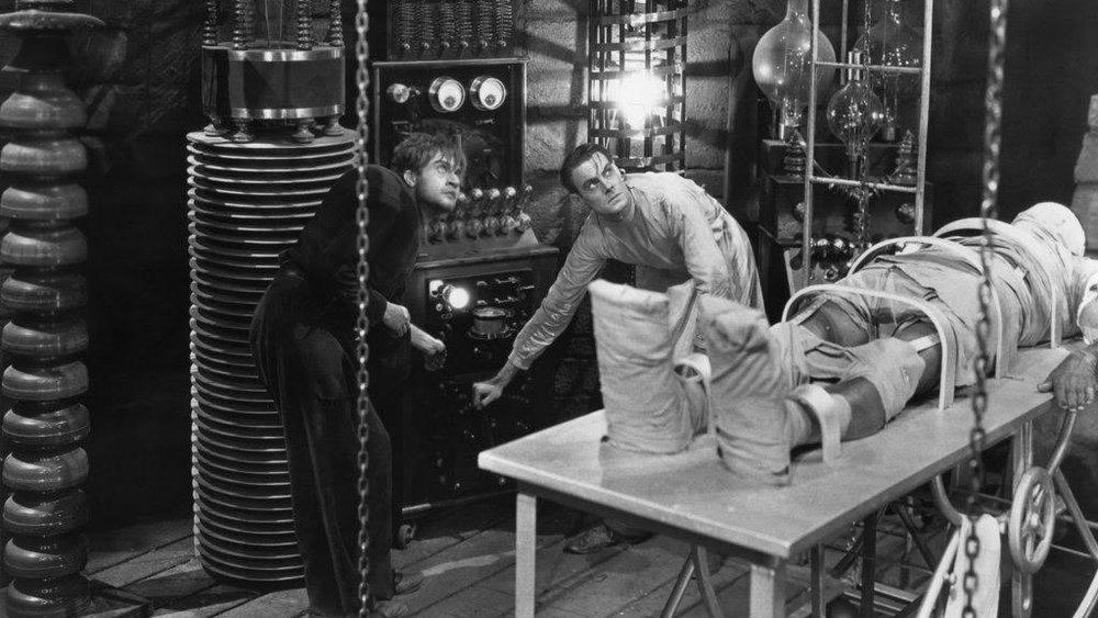 #68) Frankenstein - (1931 - dir. James Whale)