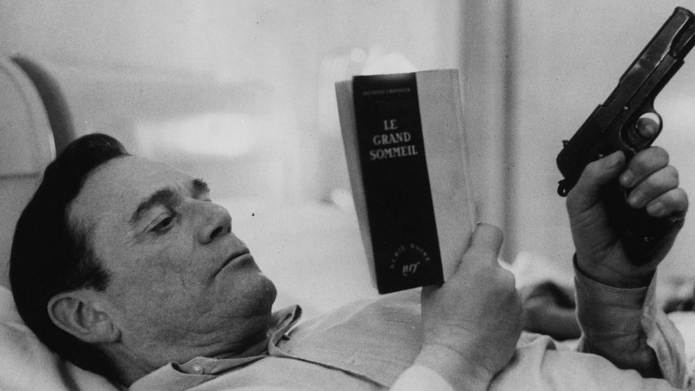 #69) Alphaville - (1965 - dir. Jean-Luc Godard)