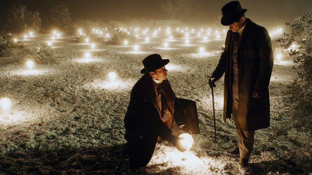 #73) The Prestige - (2006 - dir. Christopher Nolan)