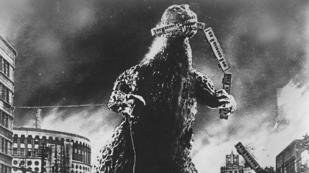 #75) Godzilla - (1954 - dir.Ishirō Honda)