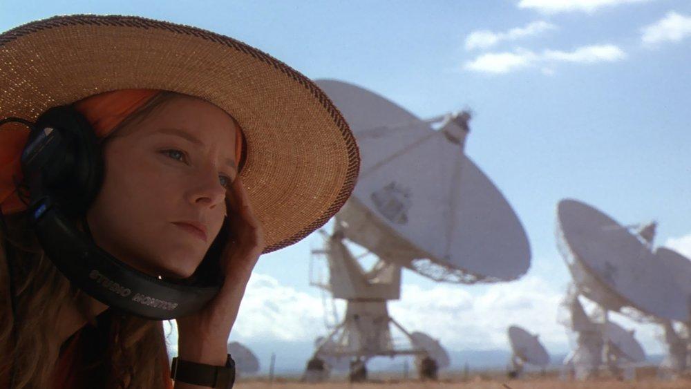#76) Contact - (1997 - dir. Robert Zemeckis)