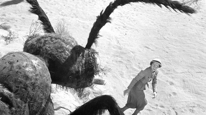#77) Them! - (1954 - dir. Gordon Douglas)