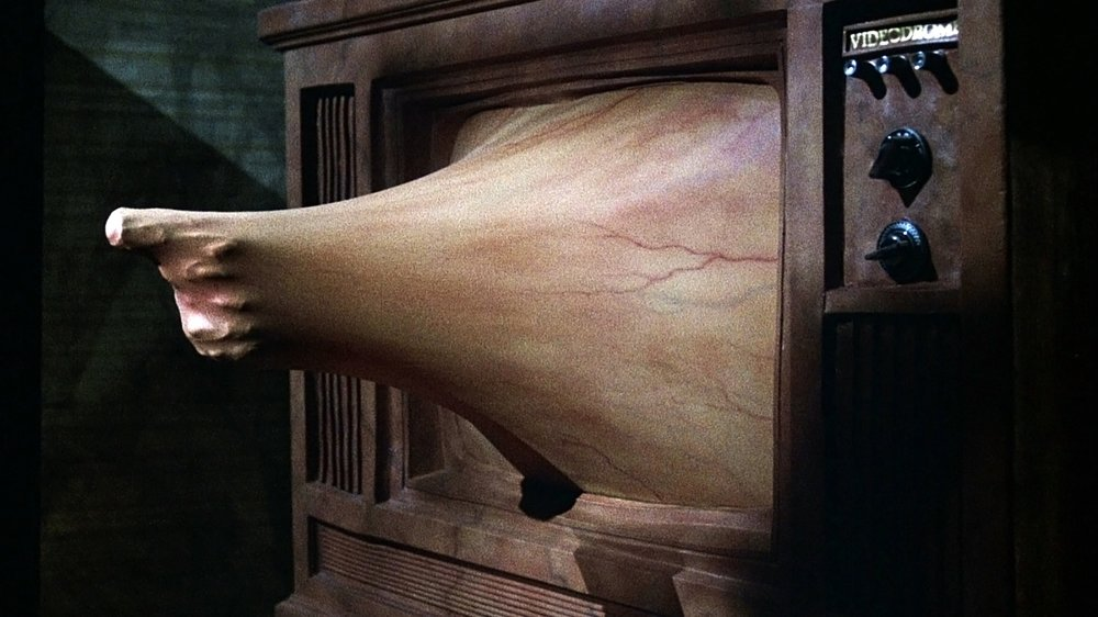 #65) Videodrome(+15) - (1983 - dir. David Cronenberg)