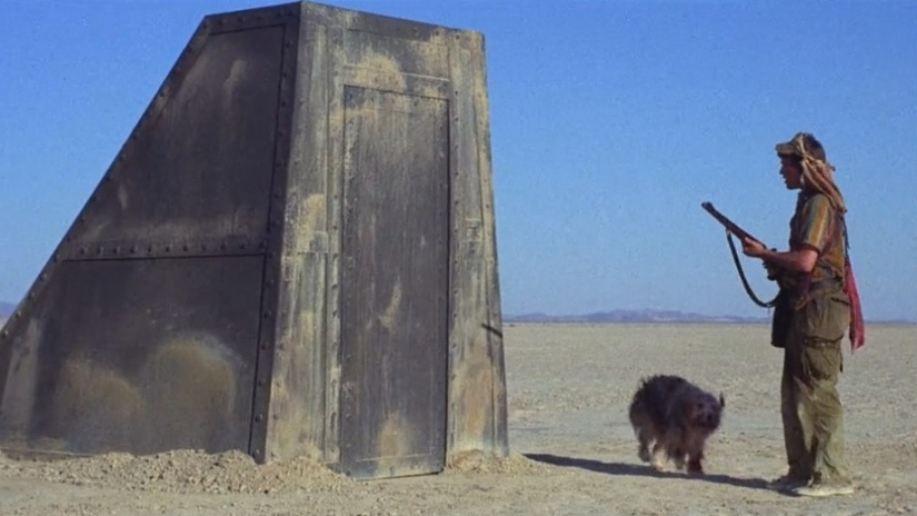 #83) A Boy and His Dog - (1975 - dir. L. Q. Jones)