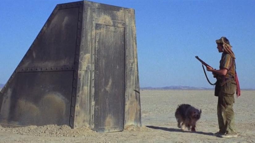 #92) A Boy and His Dog(-9) - (1975 - dir. L. Q. Jones)