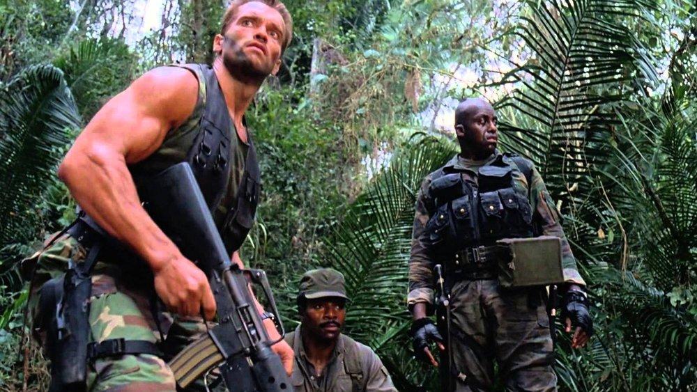#84) Predator - (1987 - dir. John McTiernan)