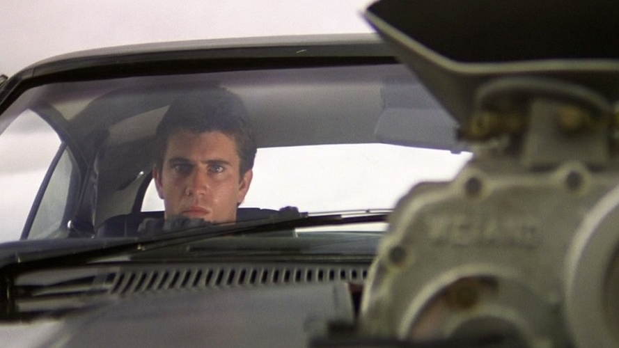 #90) Mad Max(-5) - (1979 - dir. George Miller)