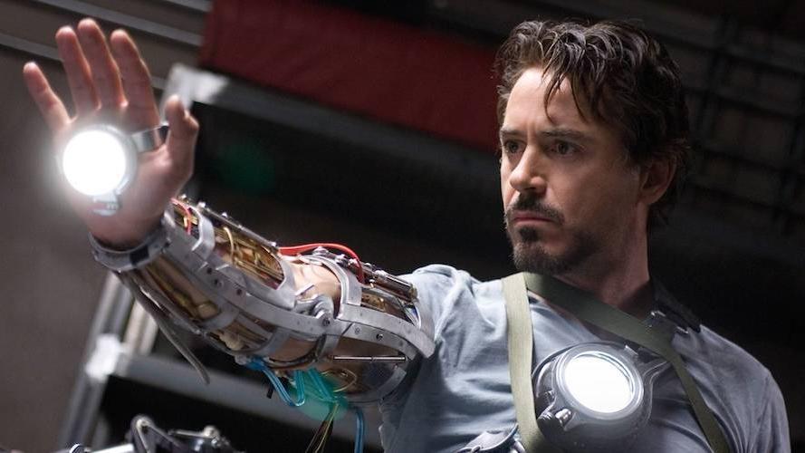 #86) Iron Man - (2008 - dir. Jon Favreau)