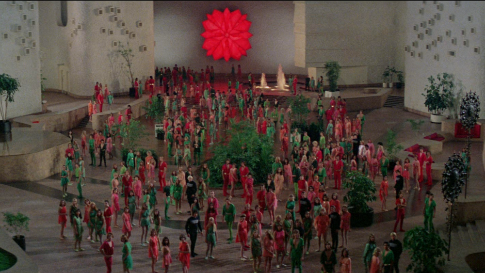 #89) Logan's Run - (1976 - dir. Michael Anderson)
