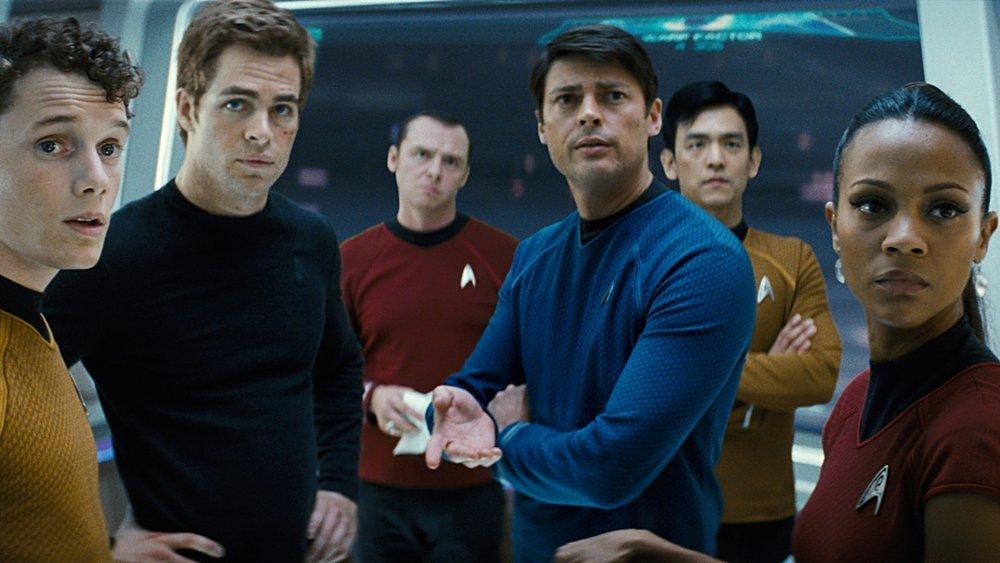 #92) Star Trek - (2009 - dir. J. J. Abrams)