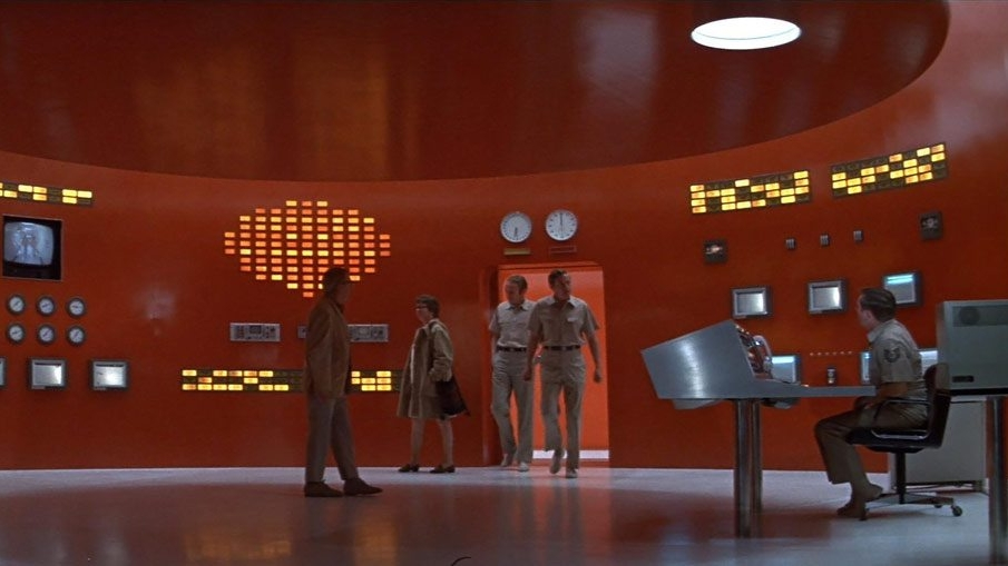 #97) The Andromeda Strain - (1971 - dir. Robert Wise)