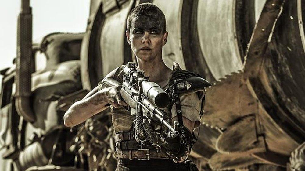 #95) Mad Max: Fury Road(+5) - (2015 - dir. George Miller)