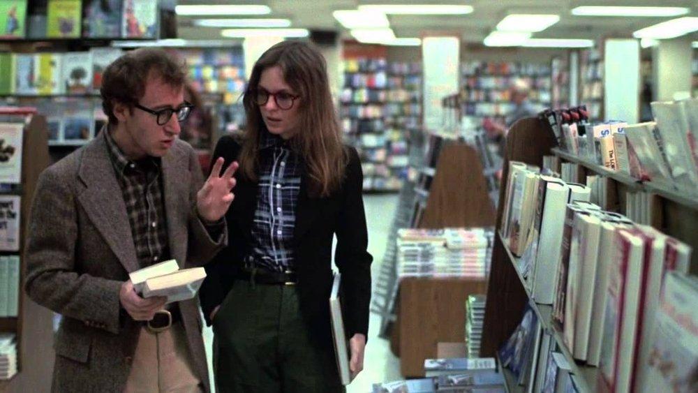 #4)Annie Hall - (1977 - dir. Woody Allen)