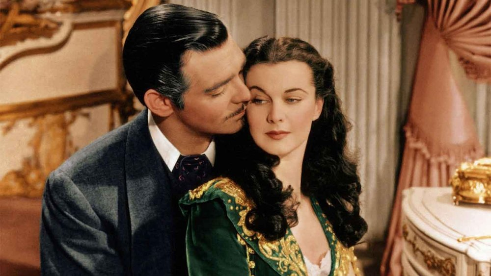 #10) Gone with the Wind - (1939 - dir. Victor Fleming)