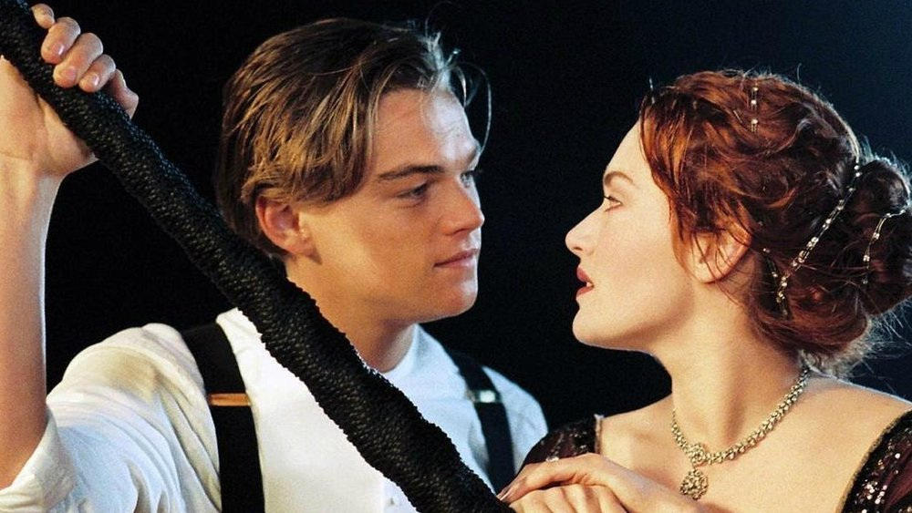 #12) Titanic - (1997 - dir. James Cameron)