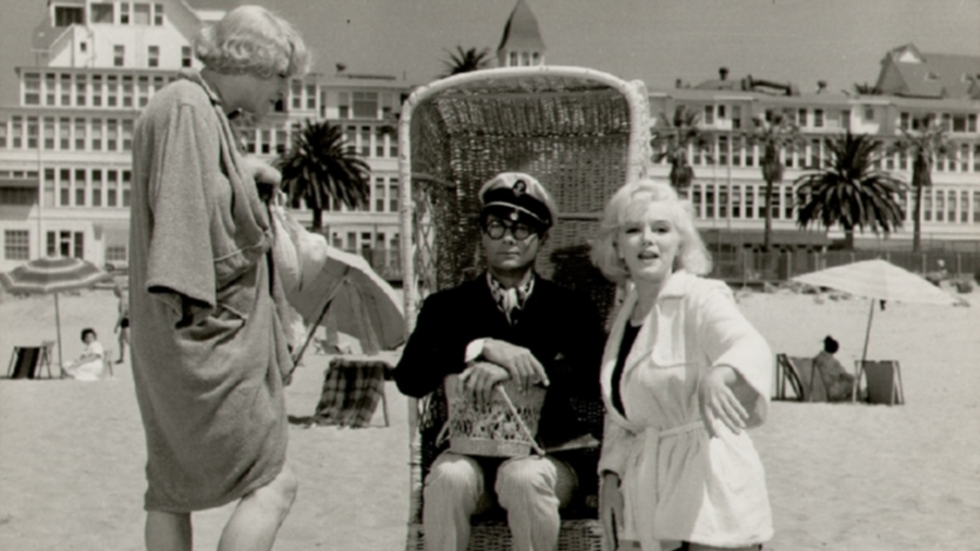 #13) Some Like It Hot - (1959 - dir. Billy Wilder)