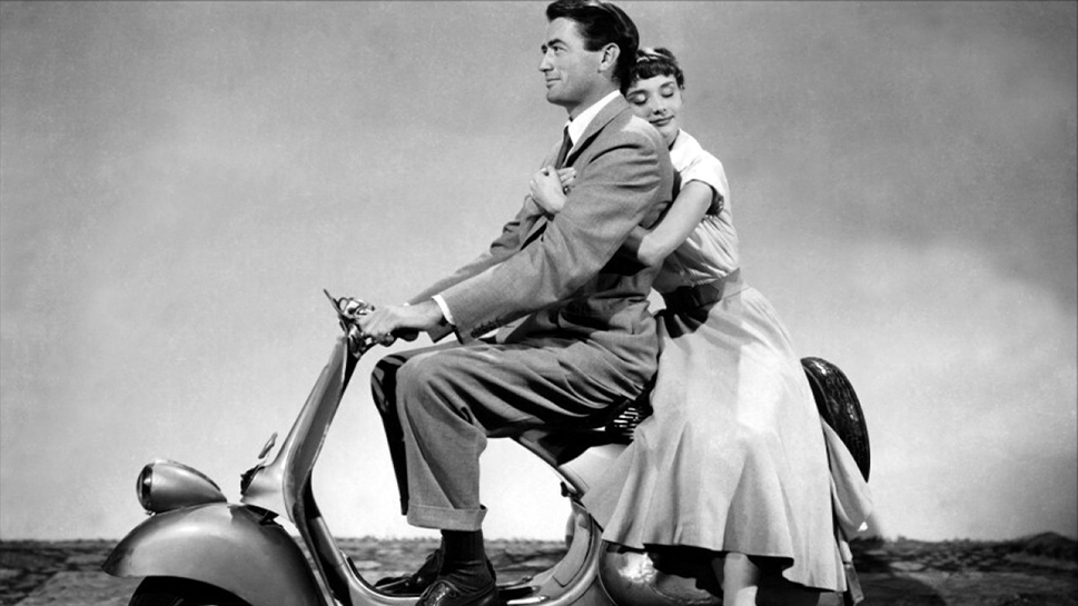 #16) Roman Holiday - (1953 - dir. William Wyler)