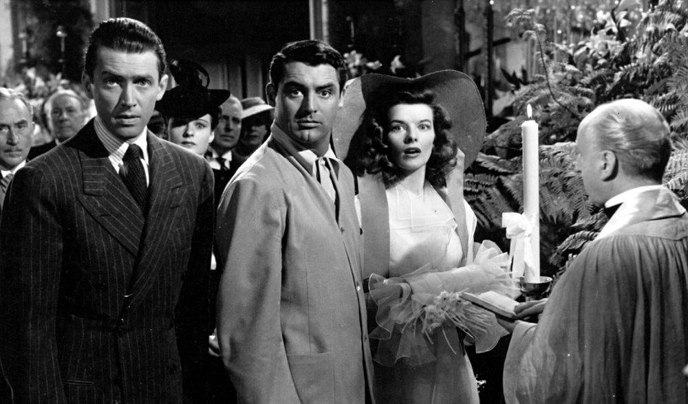 #18) The Philadelphia Story - (1940 - dir. George Cukor)