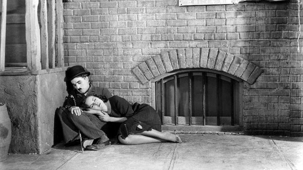 #20) Modern Times - (1936 - dir. Charlie Chaplin)