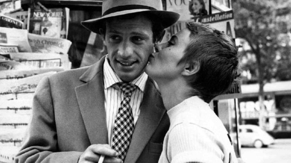 #22) À bout de souffle - (1960 - dir. Jean-Luc Godard)