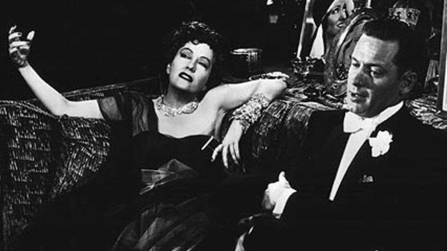 #23) Sunset Blvd. - (1950 - dir. Billy Wilder)