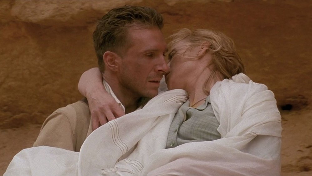 #26) The English Patient - (1996 - dir. Anthony Minghella)