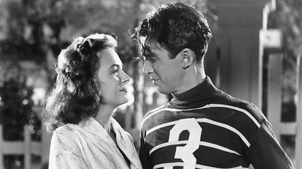 #30) It's a Wonderful Life - (1946 - dir. Frank Capra)