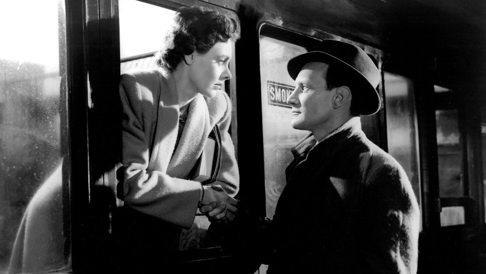 #31) Brief Encounter - (1945 - dir. David Lean)