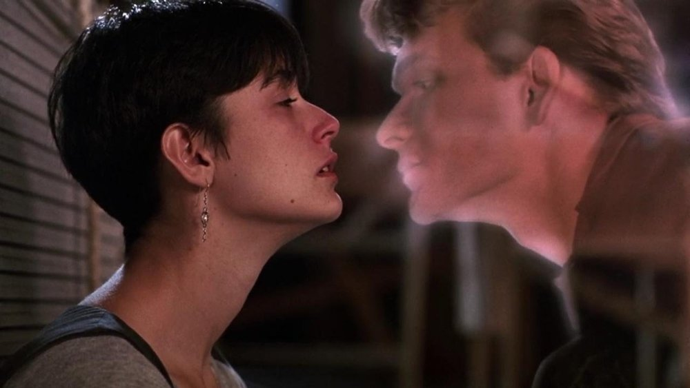 #33) Ghost - (1990 - dir. Jerry Zucker)