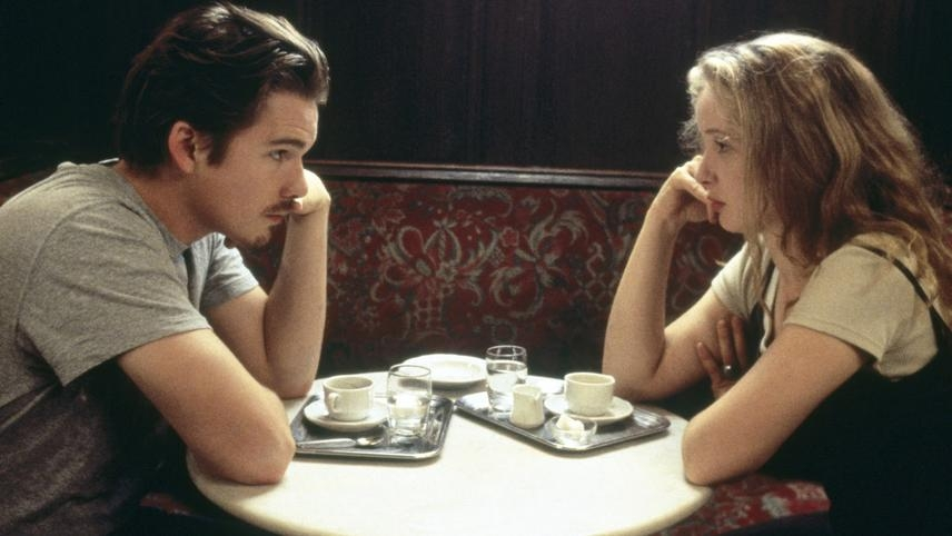 #35) Before Sunrise - (1995 - dir. Richard Linklater)