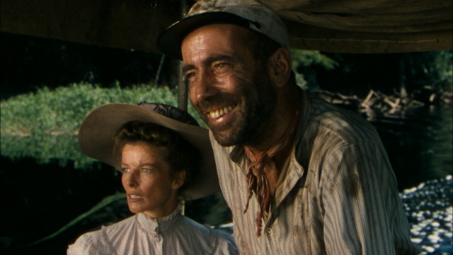 #36) The African Queen - (1951 - dir. John Huston)