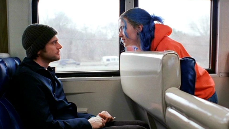 #43) Eternal Sunshine of the Spotless Mind - (2004 - dir. Michel Gondry)