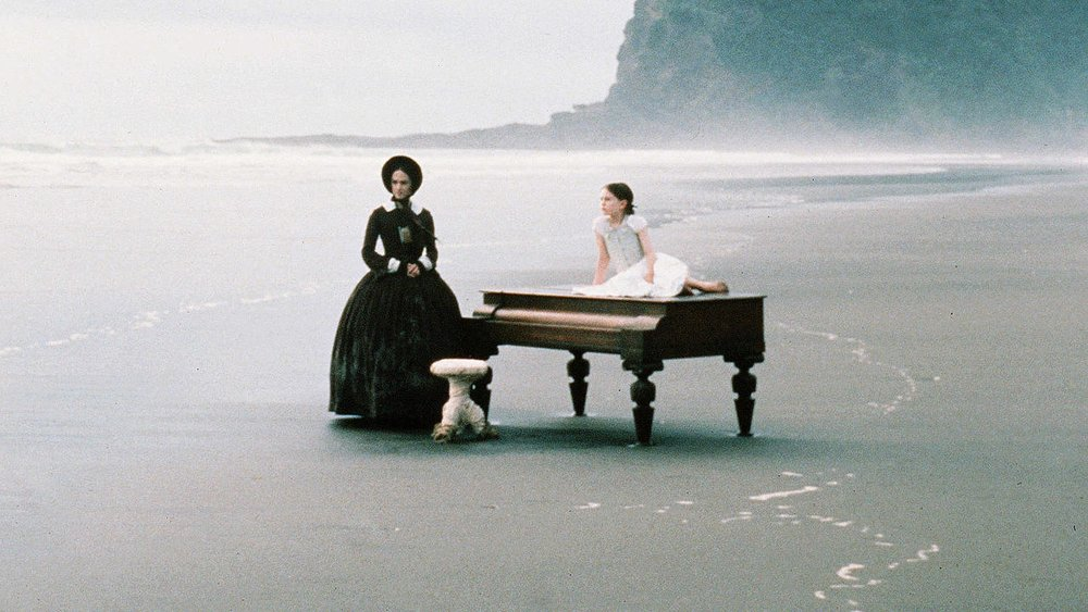 #59) The Piano - (1993 - dir. Jane Campion)